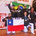 Taekwondo - Rodrigo Fura representa o Brasil no Chile