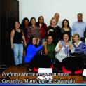Prefeito Merce empossa novo Conselho Municipal de Educação em Juquiá
