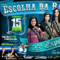 FESTA DA RAINHA DA EXPOJAC ESCOLHE AS MAIS BELAS DO MUNICÍPIO