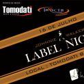 Label Night em Registro