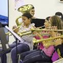 Crianças e jovens podem se inscrever para aulas de música da Banda Municipal até dia 27/02