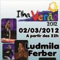 Show da pastora de Ludmila Ferber será na  na sexta 2/03, na Arena de Eventos do Boqueirão