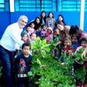 Projeto Horta Educativa colhe bons resultados em Juquiá