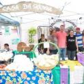 Artesanato e culinária local começam a fazer parte da feira de sábado