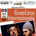 Com entrada livre e grátis, Registro recebe o espetáculo 'Gran Circo Internazionale'