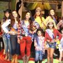 Rainhas e Princesas da 6ª Feira da Pupunha são escolhidas em Juquiá