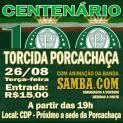 Churrasco em comemoração ao centenário do Palmeiras - Torcida Porcachaça 26/08
